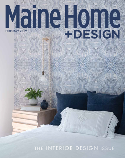 Maine Home + Design February 2019